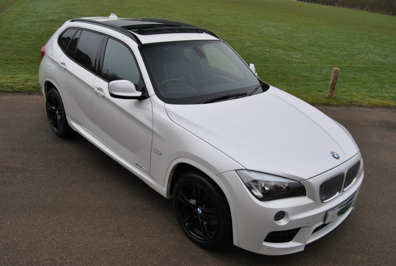 used BMW X1 XDRIVE23D M SPORT - 2012 M/Y in west-sussex-surrey