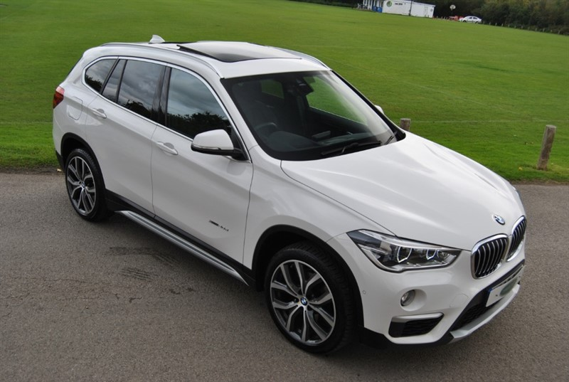 used BMW X1 XDRIVE20D XLINE - 2016 Model in west-sussex-surrey