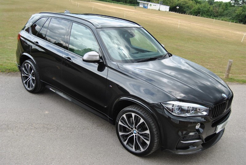 used BMW X5 M50D - M CARBON PACK in west-sussex-surrey