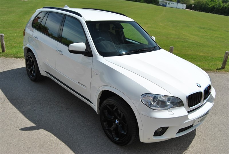 used BMW X5 XDRIVE30D M SPORT - 2013 Model in west-sussex-surrey