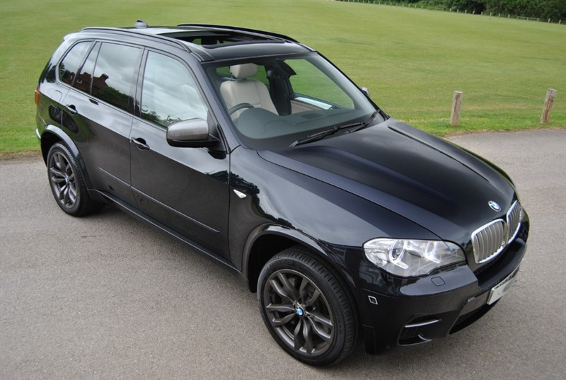 used BMW X5 M50D - 7 Seats - Panoramic Roof in west-sussex-surrey