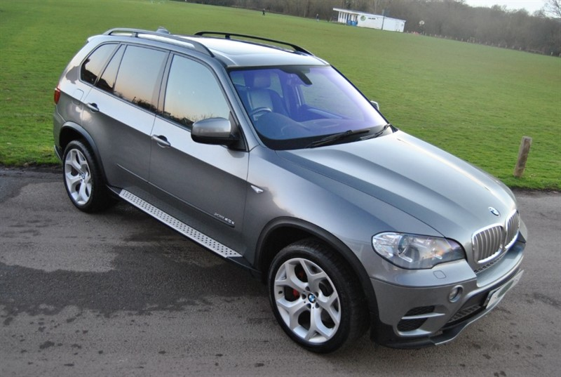 used BMW X5 XDRIVE40D DYNAMIC PACK 2013 Model in west-sussex-surrey