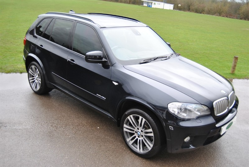 used BMW X5 XDRIVE40D M SPORT - 14K of Options in west-sussex-surrey