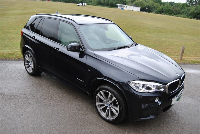 used BMW X5 XDRIVE30D M SPORT in west-sussex-surrey