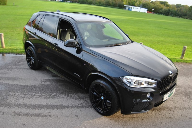 used BMW X5 XDRIVE30D M SPORT - 2015 Model in west-sussex-surrey