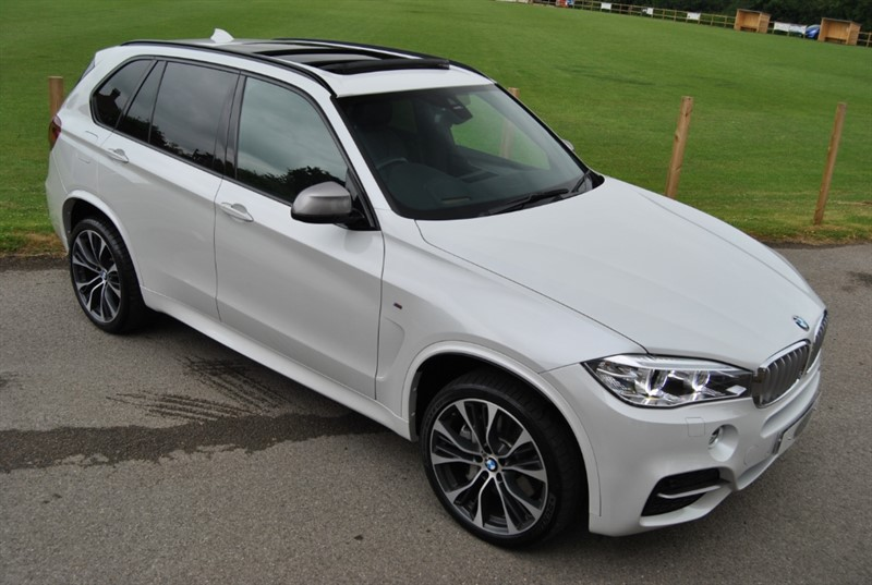 used BMW X5 M50D - in west-sussex-surrey