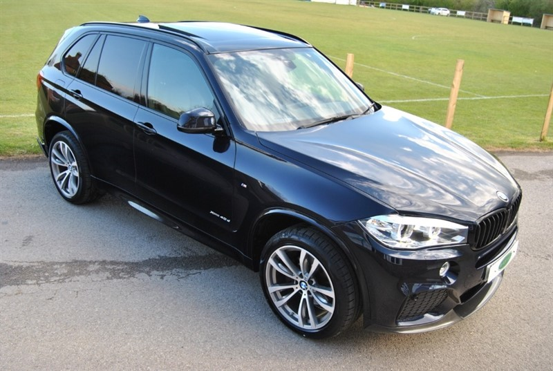 used BMW X5 XDRIVE40D M SPORT - M CARBON PACK in west-sussex-surrey