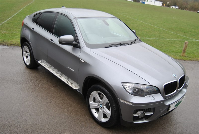 used BMW X6 XDRIVE30D - Sport Pack - Head up Display in west-sussex-surrey