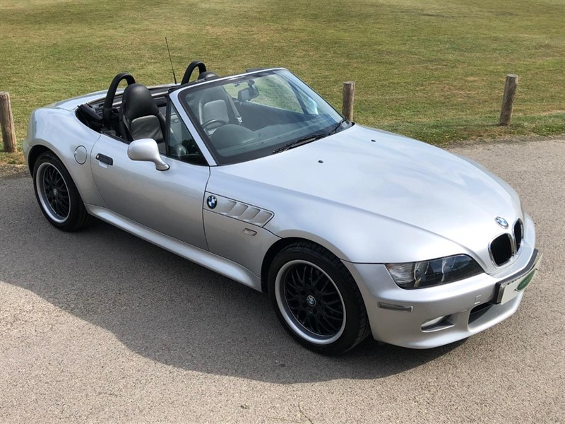 used BMW Z3 2.2 ROADSTER - Only 31.000 Miles in west-sussex-surrey