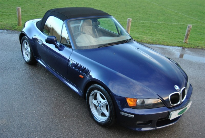 used BMW Z3 2.8 ROADSTER in west-sussex-surrey