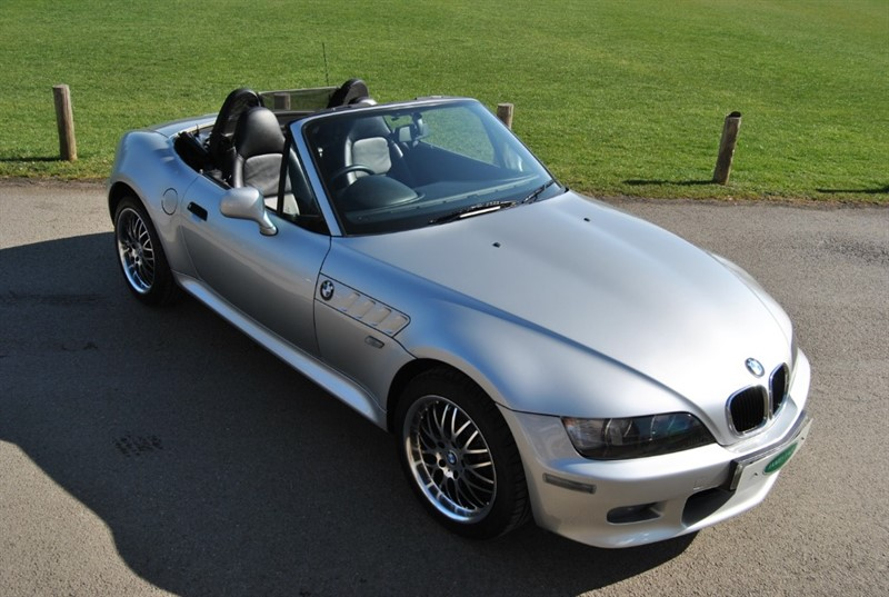 used BMW Z3 2.2 ROADSTER in west-sussex-surrey