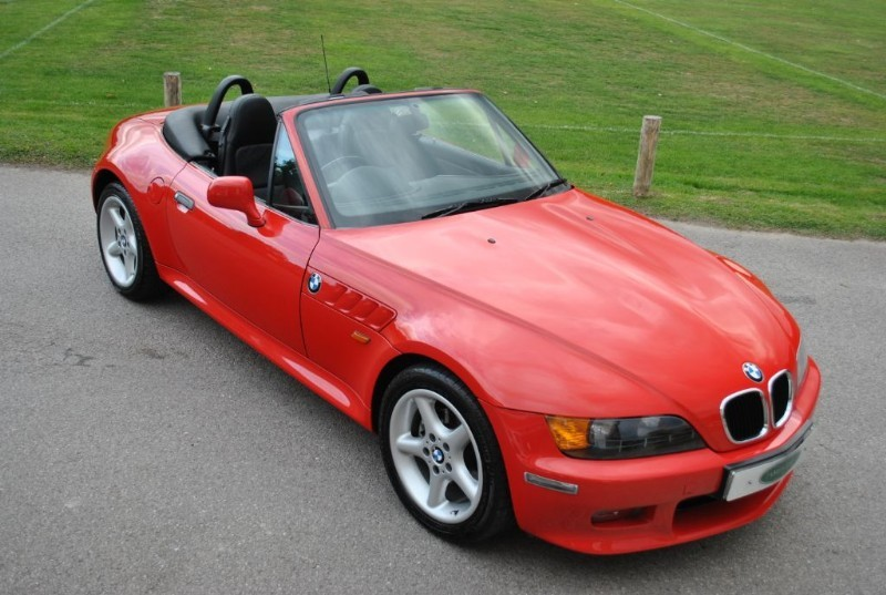 used BMW Z3 2,8 ROADSTER - 1 Owner with 27.000 Miles in west-sussex-surrey