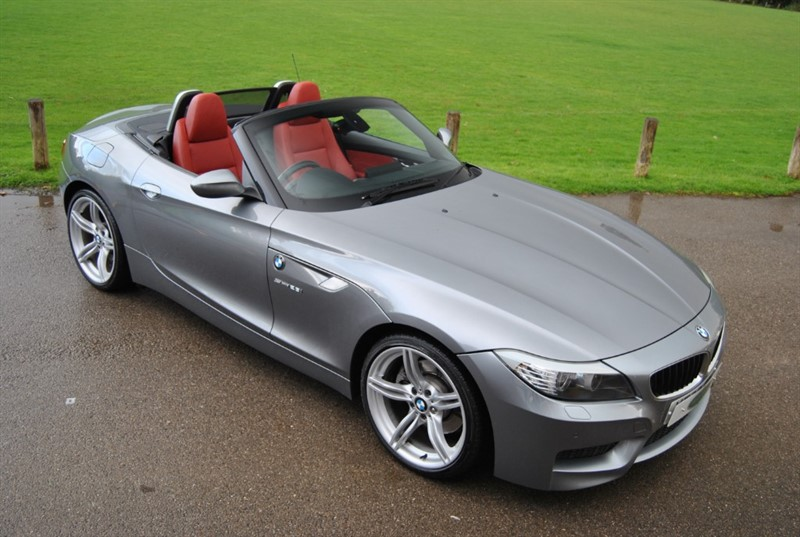 used BMW Z4 SDRIVE28I M SPORT ROADSTER in west-sussex-surrey
