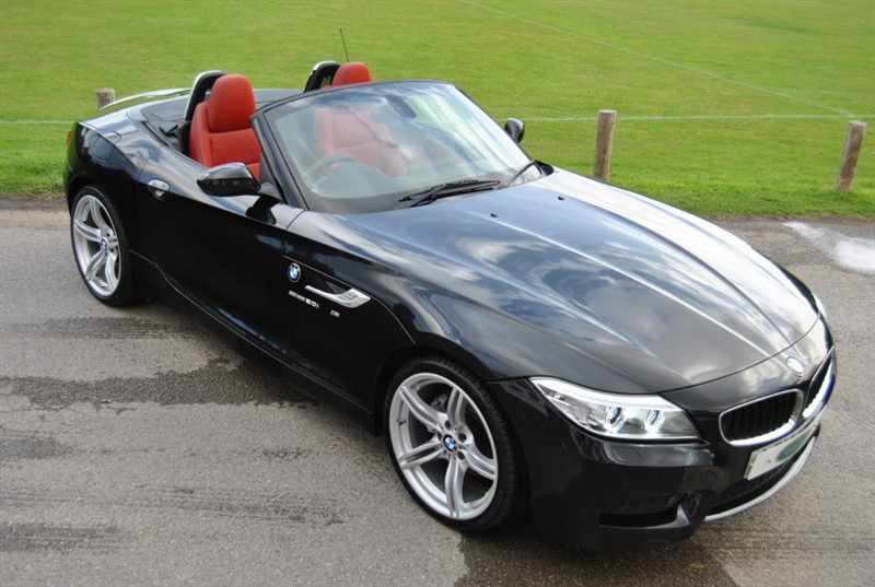 used BMW Z4 SDRIVE20I M SPORT ROADSTER in west-sussex-surrey