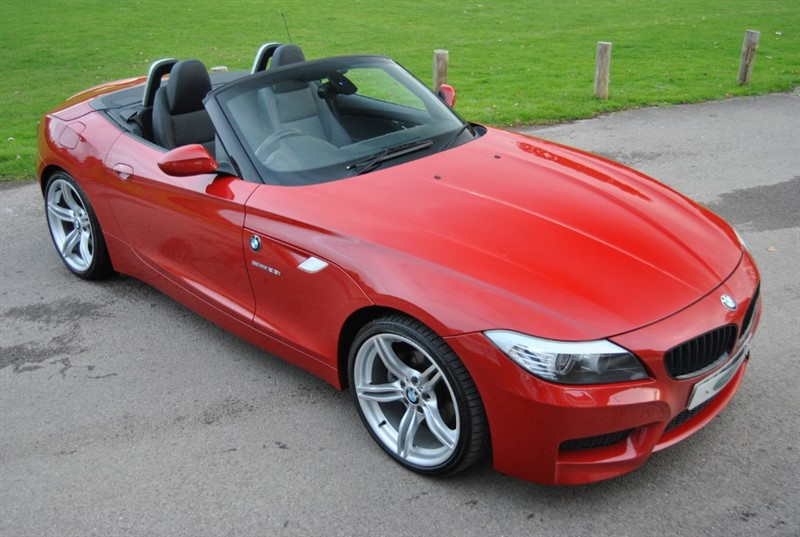 used BMW Z4 SDRIVE23I M SPORT HIGHLINE EDITION in west-sussex-surrey