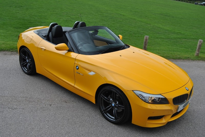 used BMW Z4 23i M SPORT ROADSTER - LTD EDITION in west-sussex-surrey