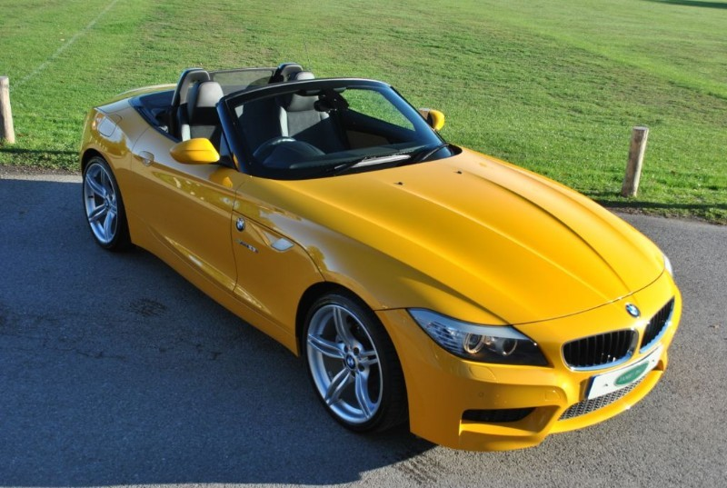 used BMW Z4 SDRIVE23I M SPORT LTD EDITION in west-sussex-surrey