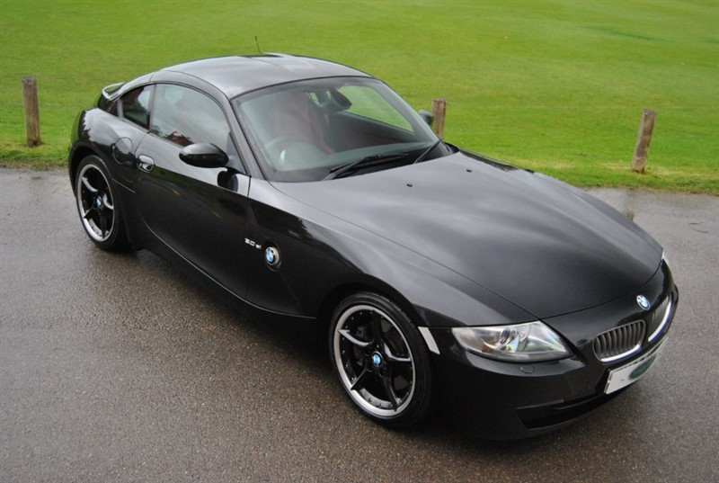 used BMW Z4 3.0 SI Sports Coupe in west-sussex-surrey