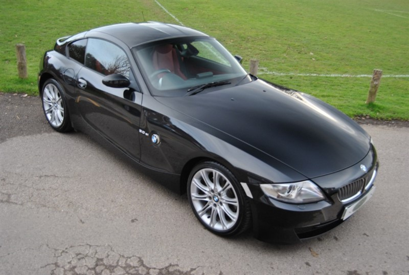 used BMW Z4 3.0 SI SPORT COUPE in west-sussex-surrey