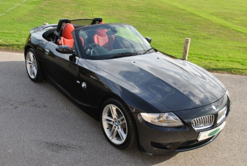 used BMW Z4 M Roadster - Factory Navigation in west-sussex-surrey
