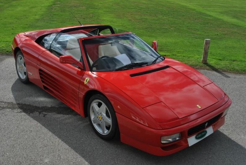 used Ferrari 348 TS in west-sussex-surrey