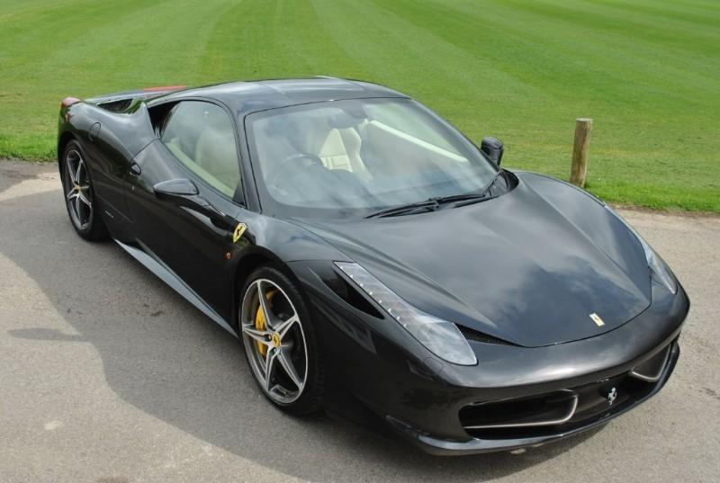 used Ferrari 458 ITALIA DCT in west-sussex-surrey