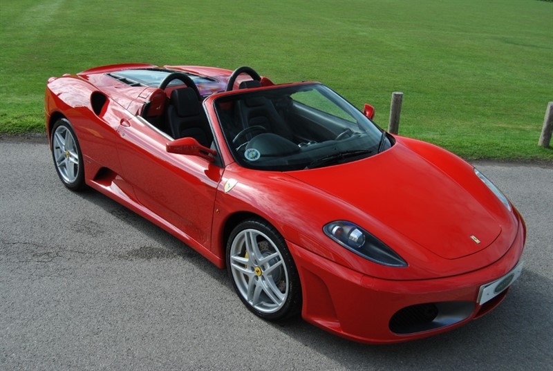 used Ferrari F430 SPIDER F1 in west-sussex-surrey