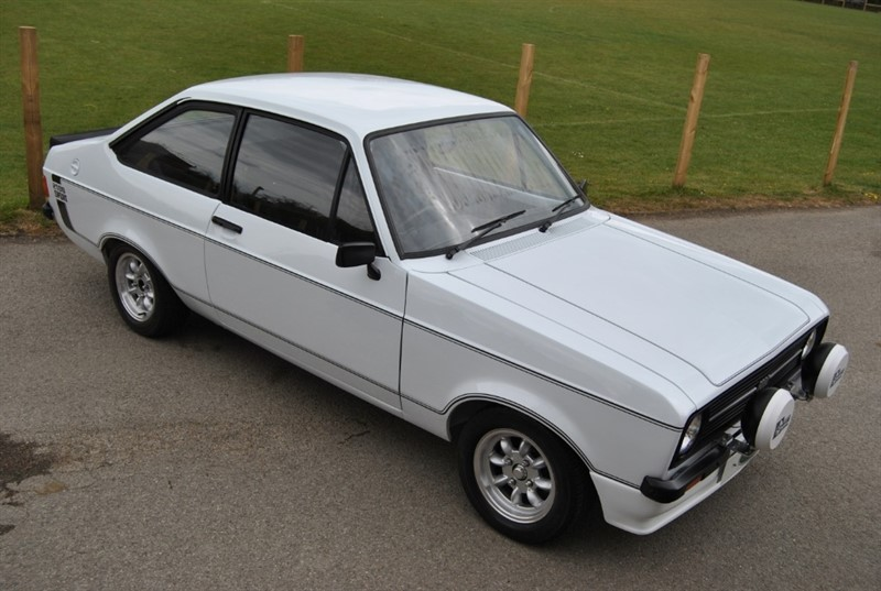 used Ford Escort MK2 - 2.1 Pinto Powered in west-sussex-surrey
