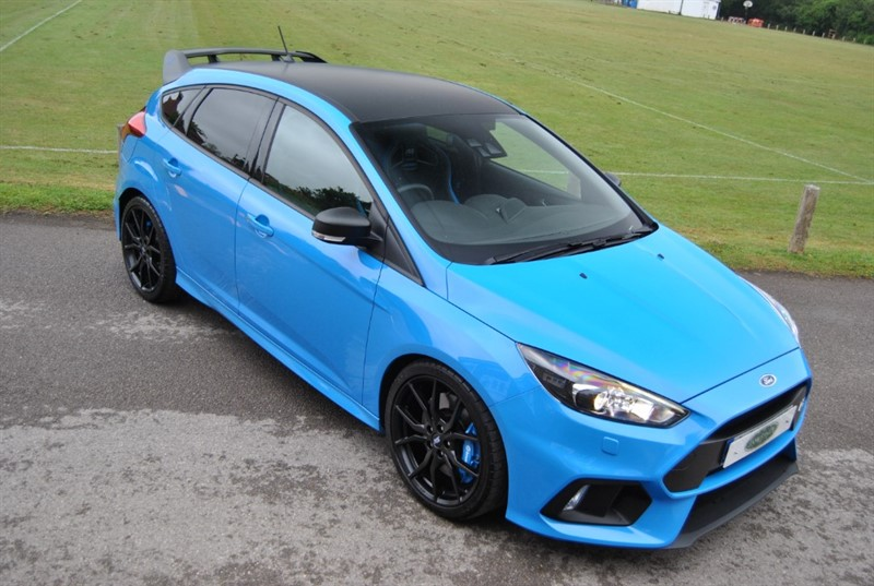 used Ford Focus RS LTD EDITION - MOUNTUNE in west-sussex-surrey
