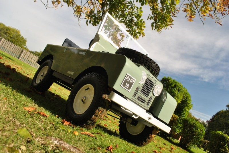 used Land Rover  Child's Series Choice of Spec or Colours in west-sussex-surrey