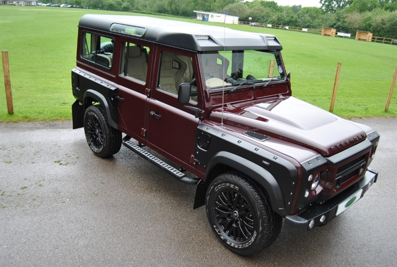 used Land Rover Defender by Chelsea Truck Co 110 Wide Track in west-sussex-surrey