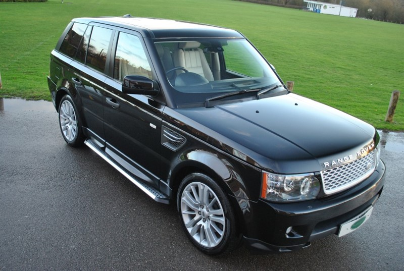 used Land Rover Range Rover Sport TDV6 HSE in west-sussex-surrey