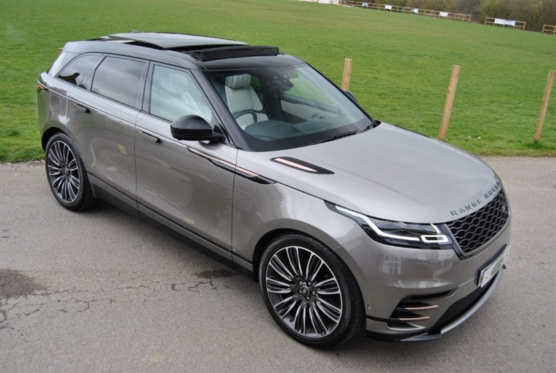used Land Rover Range Rover Velar FIRST EDITION 3.0 S/C P380 in west-sussex-surrey