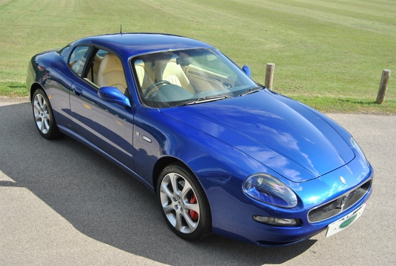used Maserati Coupe V8 CAMBIO CORSA in west-sussex-surrey