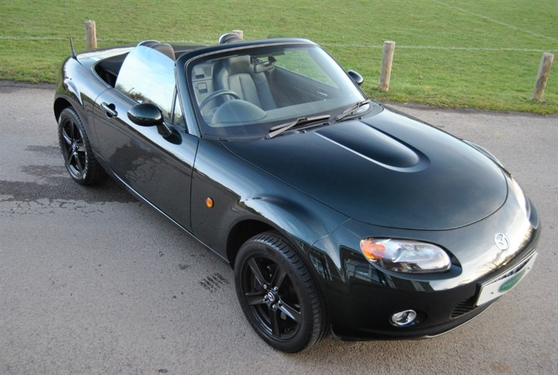 used Mazda MX-5 1.8i Roadster - High Spec in west-sussex-surrey
