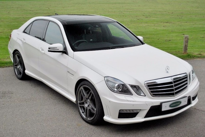 used Mercedes E63 AMG V8 Bi Turbo - Panoramic Roof  in west-sussex-surrey