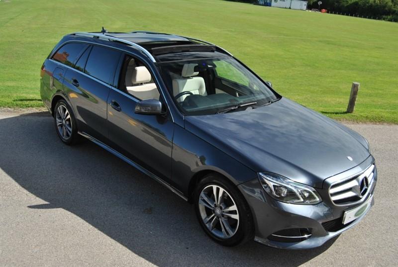 used Mercedes E220 BLUETEC SE PREMIUM + Panoramic Roof in west-sussex-surrey