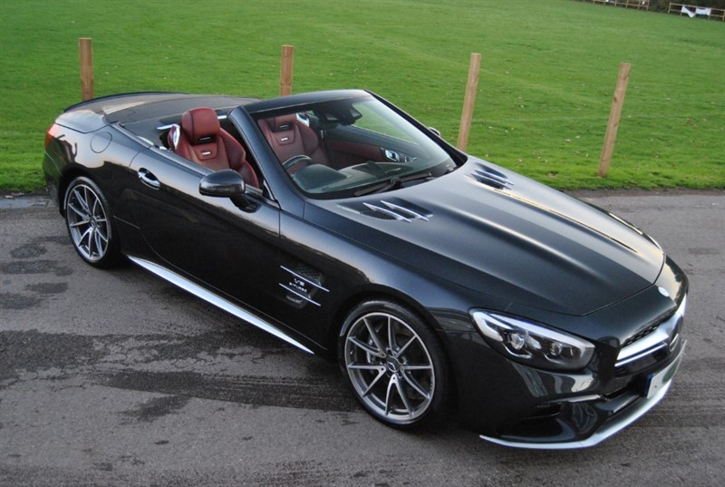 used Mercedes SL AMG SL 63 in west-sussex-surrey