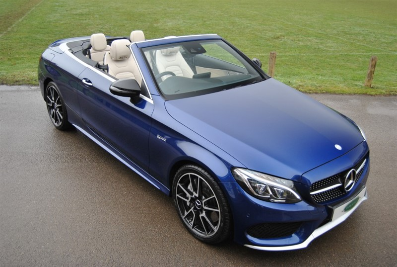 used Mercedes  AMG C 43 4MATIC PREMIUM PLUS 2017 - M/Y in west-sussex-surrey