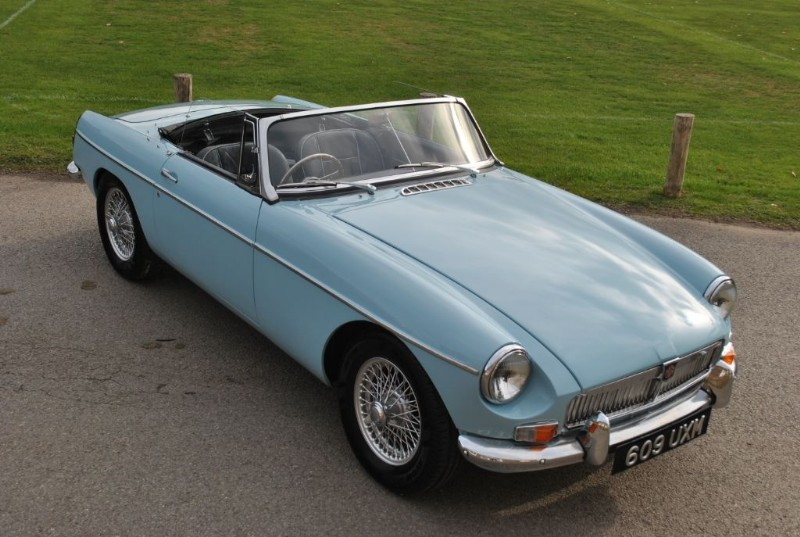 used MG MGB MK I  ROADSTER  in west-sussex-surrey