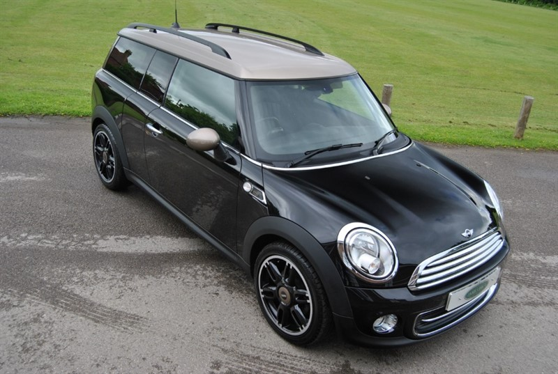 used MINI Clubman COOPER BOND STREET EDITION in west-sussex-surrey