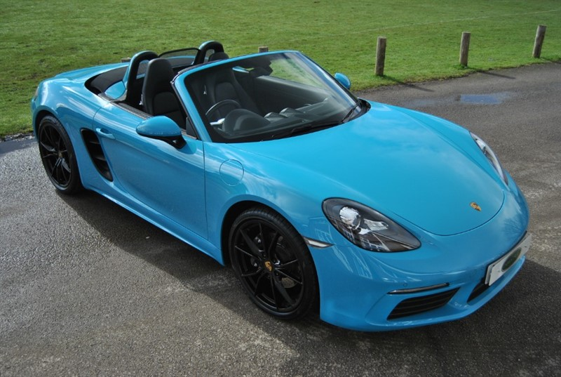 used Porsche 718 Boxster 2.0T BOXSTER PDK in west-sussex-surrey