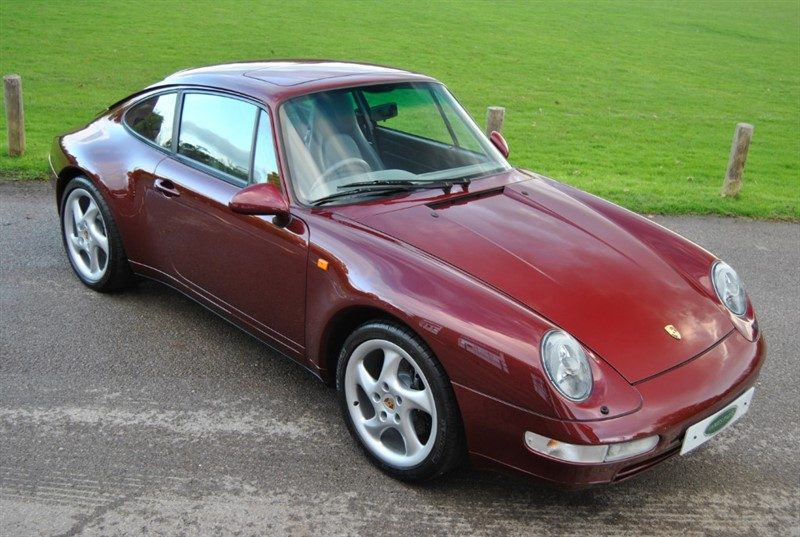 used Porsche 911 993 Carrera Coupe Manual in west-sussex-surrey