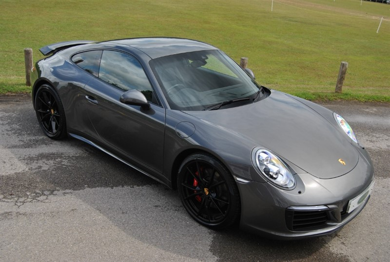 used Porsche 911 991 CARRERA 4S 3.0 T PDK in west-sussex-surrey