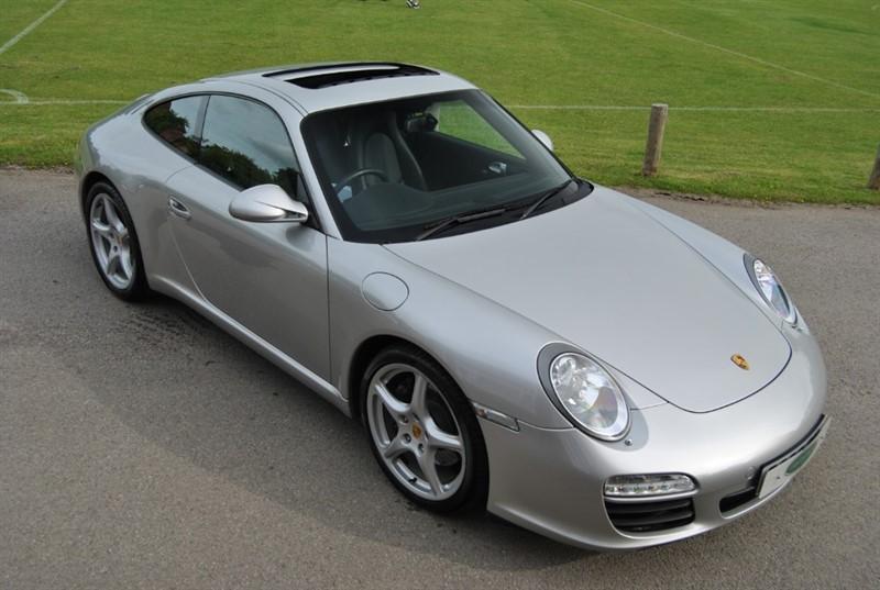 used Porsche 911 CARRERA 2 GEN II in west-sussex-surrey