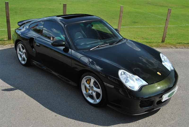 used Porsche 911 TURBO S TIPTRONIC S in west-sussex-surrey