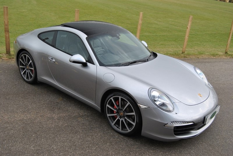 used Porsche 911 3.8 991 CARRERA S PDK - 2014 MODEL in west-sussex-surrey