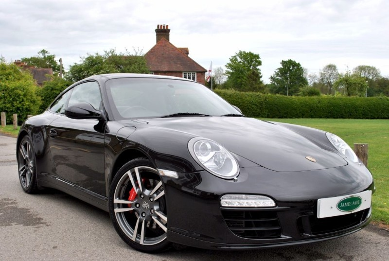 used Porsche 911 CARRERA 4S PDK - Chrono Plus Pack in west-sussex-surrey