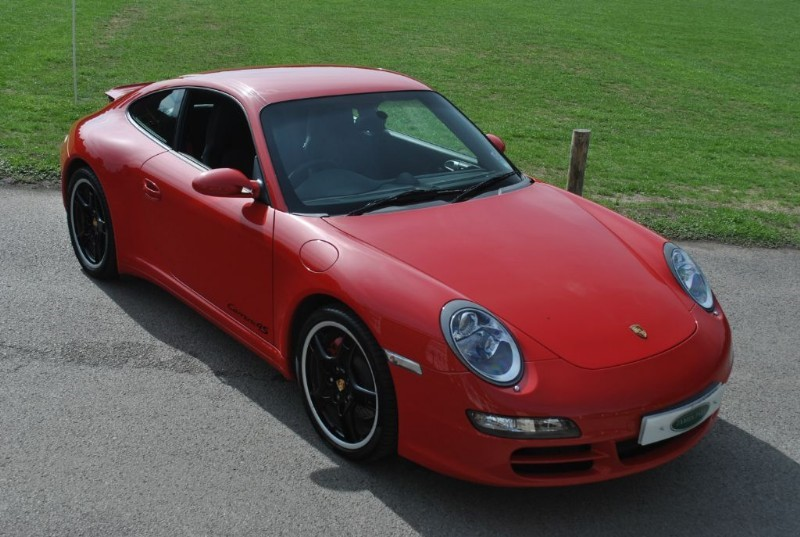 used Porsche 911 3.8 CARRERA 4S MANUAL in west-sussex-surrey