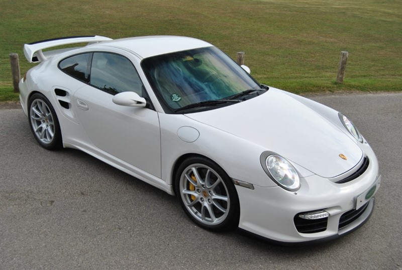 used Porsche 911 GT2 997 in west-sussex-surrey